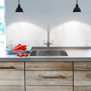 Two Handle Mono sink Mixers