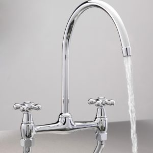 Bridge sink Mixers