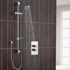 Concealed Thermostatic 2 way Diverter Shower Valves