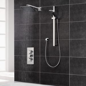 Concealed Thermostatic 3 way Diverter Shower Valves